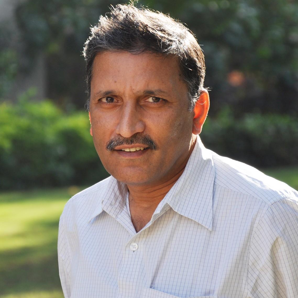 Prof Anil Roy